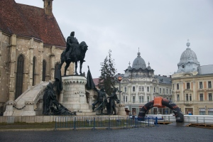 Life as an Erasmus student in Romania